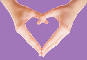 purple-hand-heart